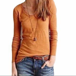 Anthropologie Pure+Good Long Sleeve Shirt large
